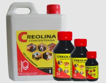 Creolina para galpones